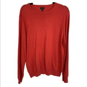 J. Crew Cashmere Blend Pullover Sweater 187